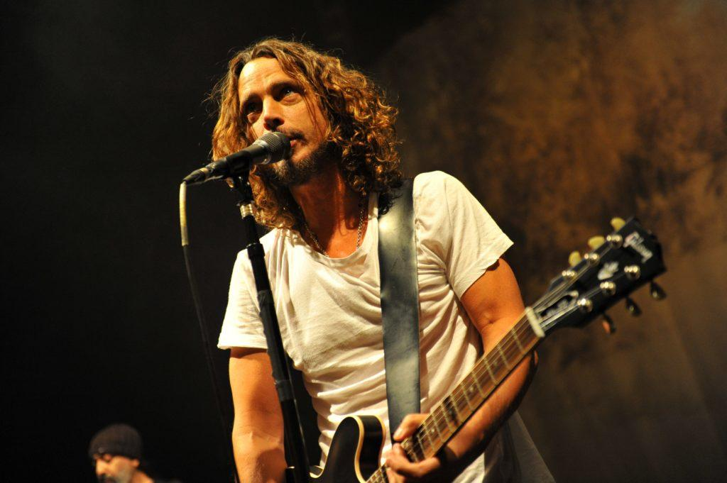 Soundgarden Perform At Shepherds Bush Empire In London